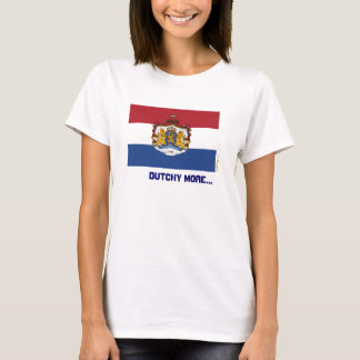 Netherlands Coat Of Arms  DUTCHY MORE Tank Top