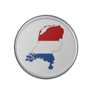 netherlands country flag map shape dutch bluetooth speaker
