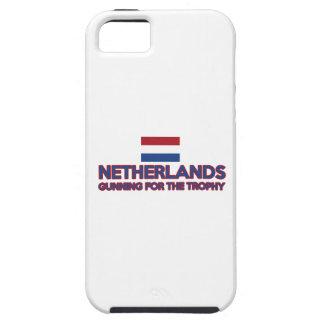 Netherlands design iPhone SE/5/5s case