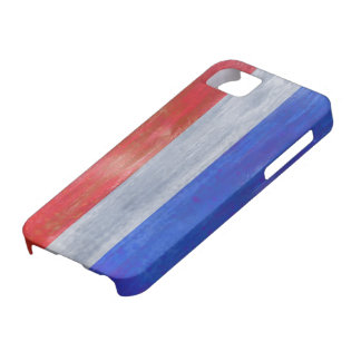 Netherlands distressed Dutch flag - Holland iPhone SE/5/5s Case