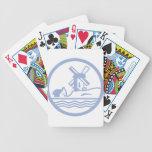 Netherlands District Poker Cards