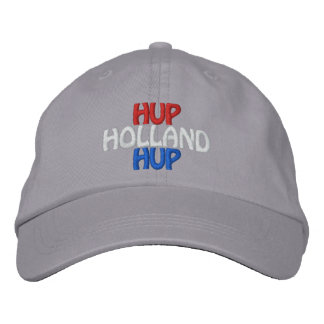 Netherlands European Soccer Fan Embroidered Baseball Hat