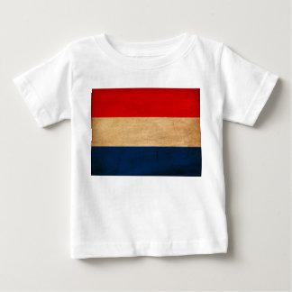 Netherlands Flag Baby T-Shirt
