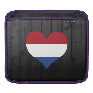 Netherlands flag colored sleeve for iPads