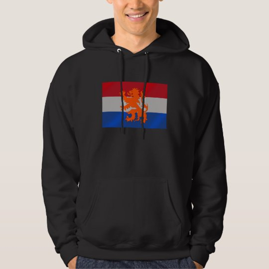 Netherlands flag Dutch Lion Hoodie