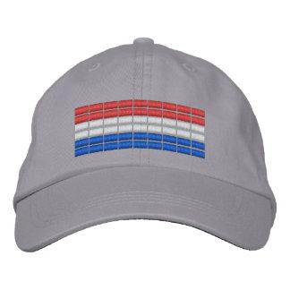 Netherlands Flag Embroidered Hat 1