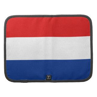 Netherlands Flag Folio Organizer