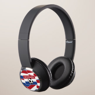 Netherlands Flag Football Headphones