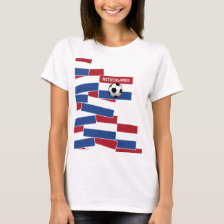 Netherlands Flag Football T-Shirt