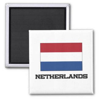 Netherlands Flag Fridge Magnets