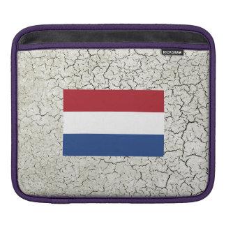 Netherlands Flag Sleeve For iPads
