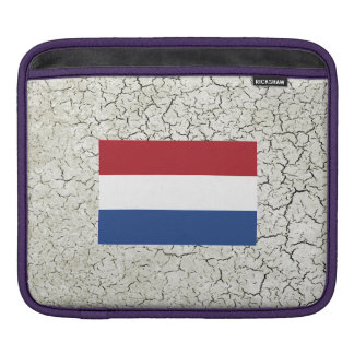 Netherlands Flag Sleeves For iPads