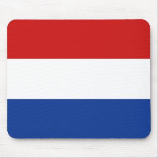 Netherlands Flag Mousepad
