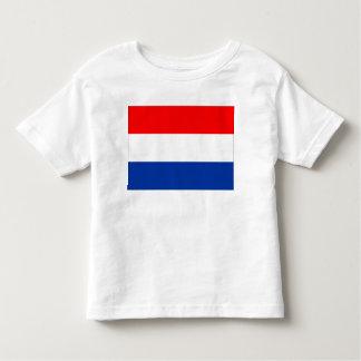 Netherlands Flag Toddler T-shirt
