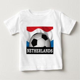 Netherlands Football Baby T-Shirt