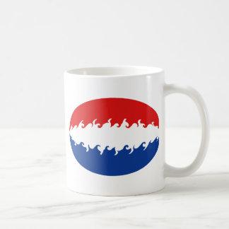 Netherlands Gnarly Flag Mug