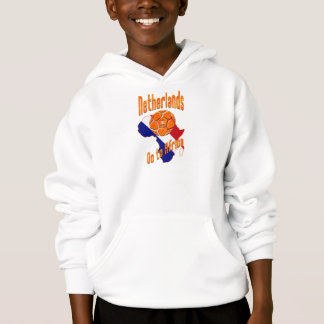 Netherlands Go to Africa Soccer fans ball gifts Hoodie