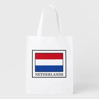 Netherlands Grocery Bag