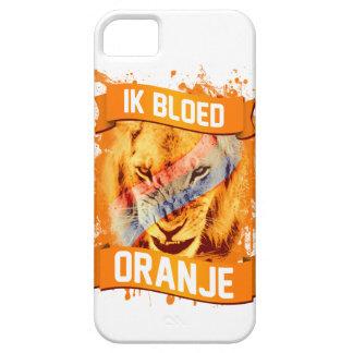 "Netherlands ""I Bleed Orange"" in Dutch iPhone SE/5/5s Case"