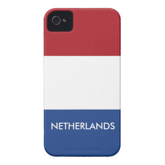 NETHERLANDS iPhone 4 Case-Mate CASES