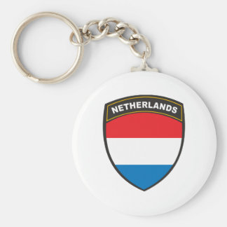 Netherlands Key Chains