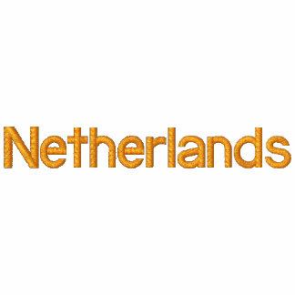 Netherlands Ladies hoodie Rampant Oranje lion Embroidered Hoodies