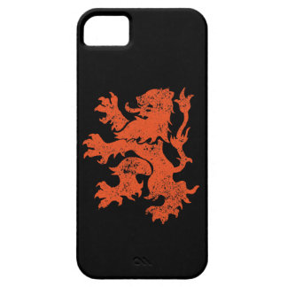 Netherlands Lion iPhone 5 Cases