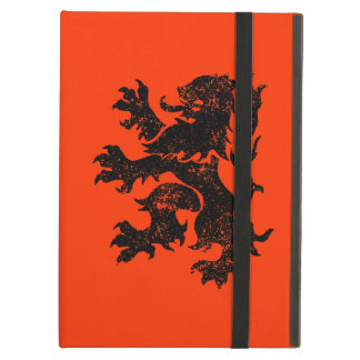 Netherlands Lion Case For iPad Air