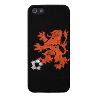 Netherlands Lion Case For iPhone SE/5/5s