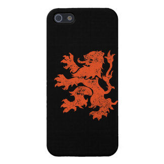 Netherlands Lion Cover For iPhone SE/5/5s