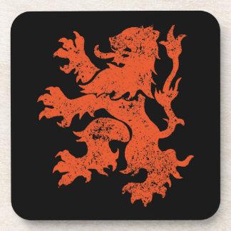 Netherlands Lion Drink Coaster
