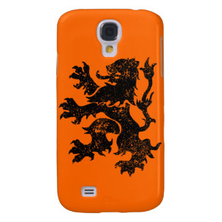 Netherlands Lion Galaxy S4 Covers