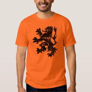 Netherlands Lion Tee Shirt
