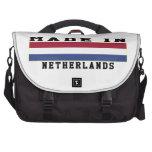 Netherlands Made In Designs Laptop Messenger Bag