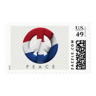 Netherlands Meyoto Postage Stamp