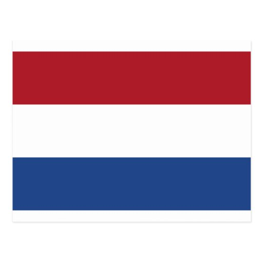 Netherlands NL Postcard