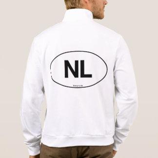 Netherlands Oval Jacket