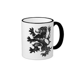 Netherlands Ringer Coffee Mug