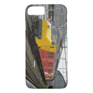 Netherlands, Ry postal_Trains of the World iPhone 7 Case