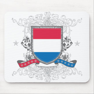 Netherlands Shield Mouse Pad
