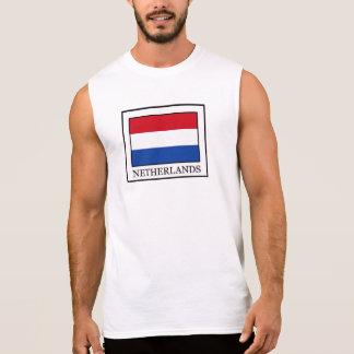 Netherlands Sleeveless Shirt