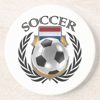 Netherlands Soccer 2016 Fan Gear Coaster