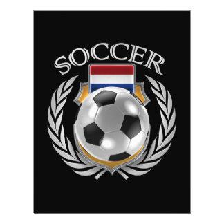 Netherlands Soccer 2016 Fan Gear Flyer