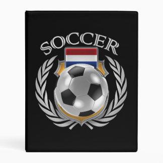 Netherlands Soccer 2016 Fan Gear Mini Binder