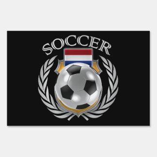 Netherlands Soccer 2016 Fan Gear Sign