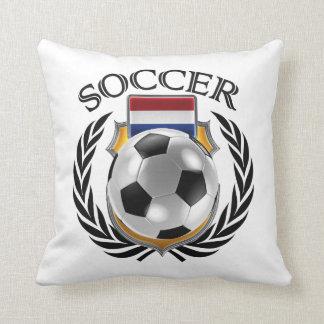 Netherlands Soccer 2016 Fan Gear Throw Pillow