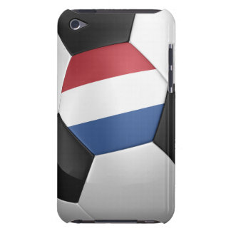 Netherlands Soccer Ball Barely There iPod Covers