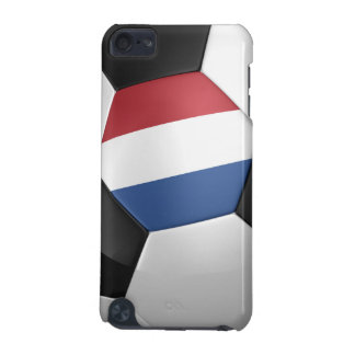 Netherlands Soccer Ball iPod Touch (5th Generation) Cases