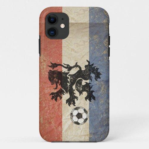 Netherlands Soccer Phone Case