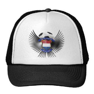 Netherlands Soccer Champions Trucker Hat
